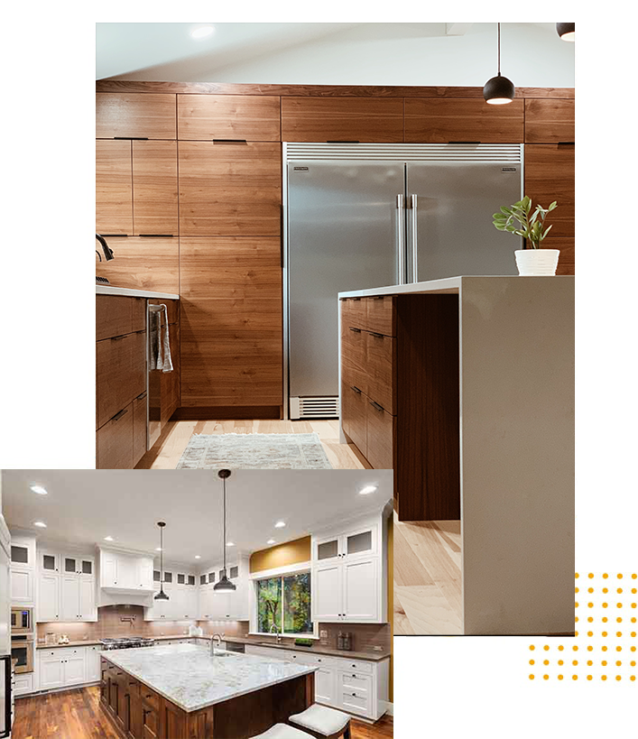 Kitchen Cabinet store by grand floors and more in Katy